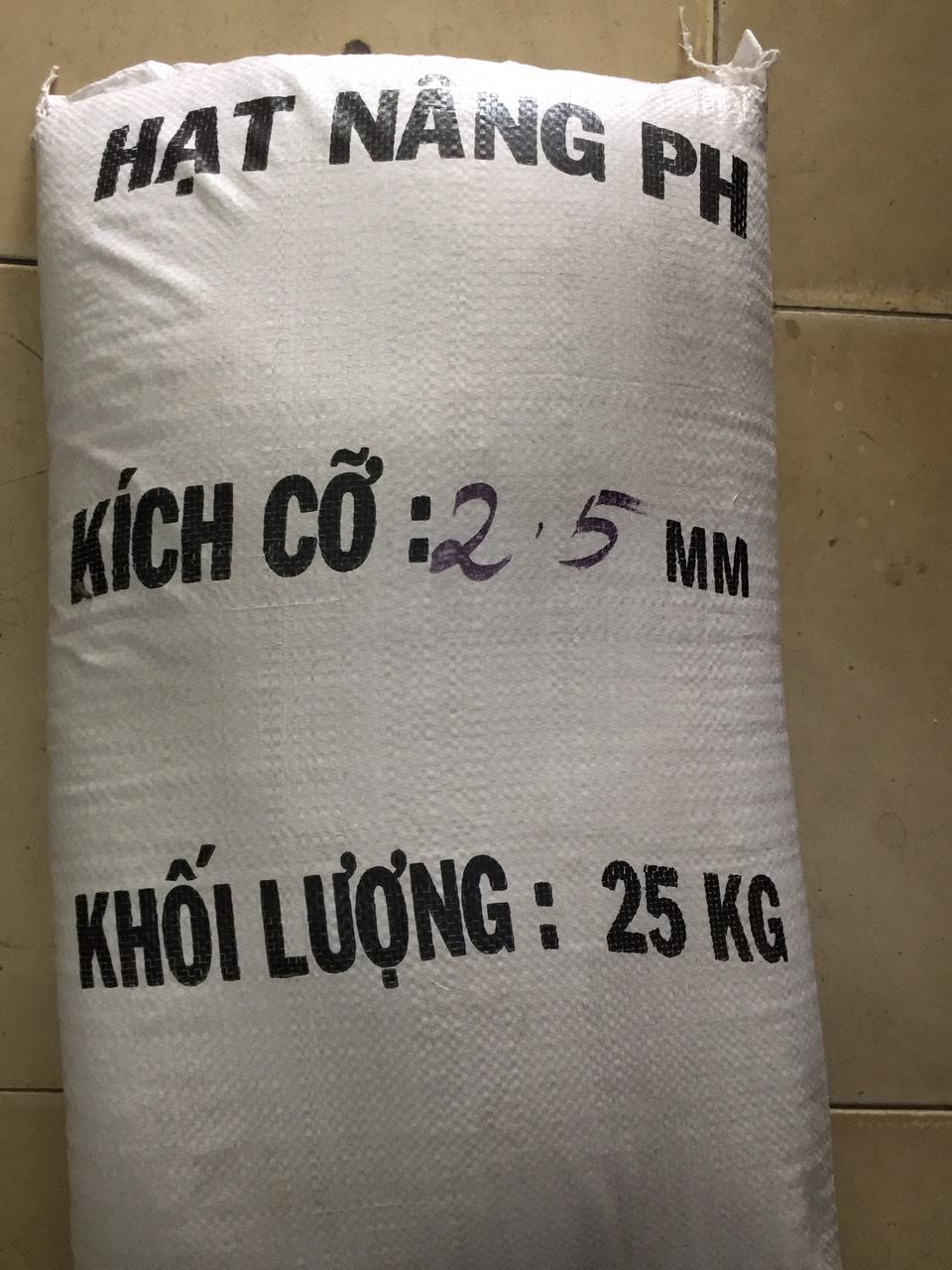 Combo 10kg Hạt nâng PH 247 - Dùng cho xử lý nước