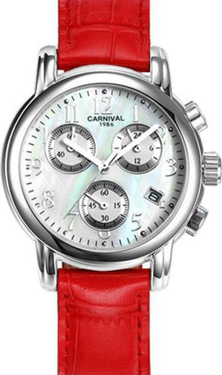 Đồng hồ nữ Carnival L47001.201.035
