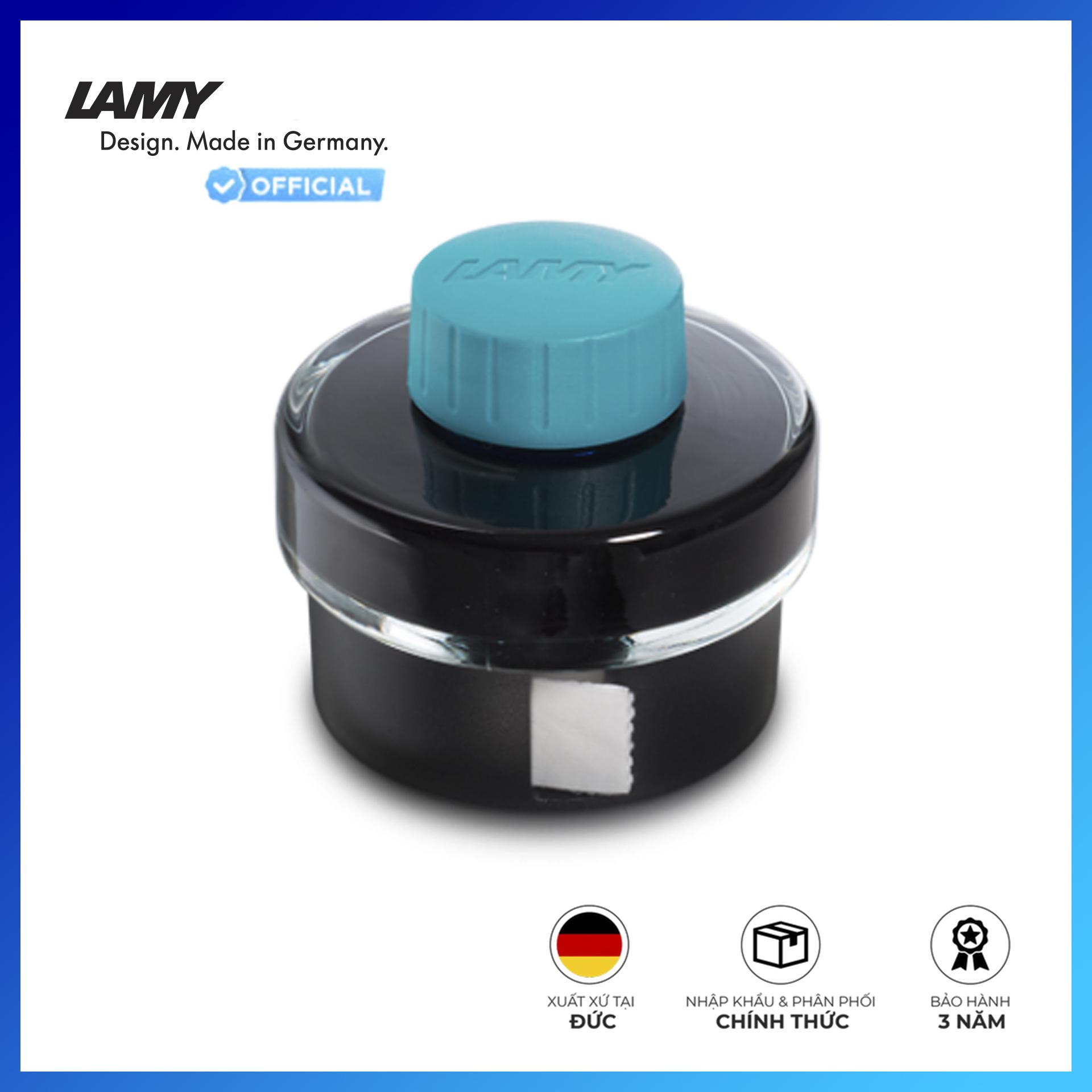 Bình mực Lamy T52 Turquoise - Xanh ngọc