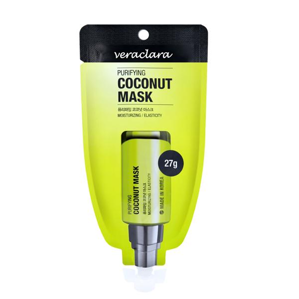 Mặt Nạ Dừa Làm Sạch Da ( Veraclara Purifying Coconut Mask) 27g