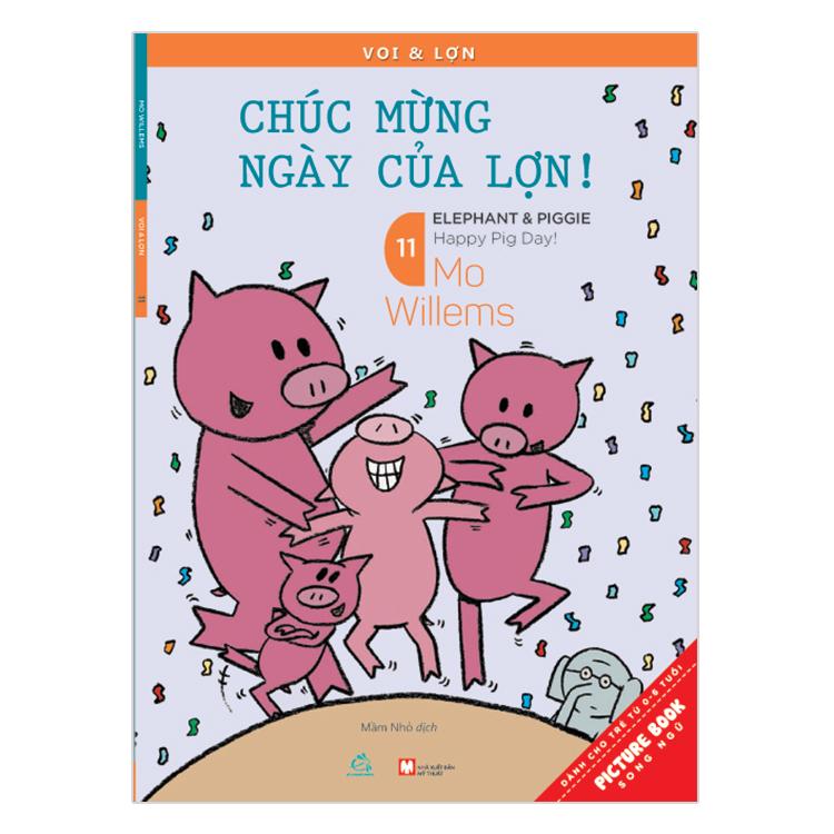 Voi & Lợn - Tập 11 - Chúc Mừng Ngày Của Lợn - Happy Pig Day!