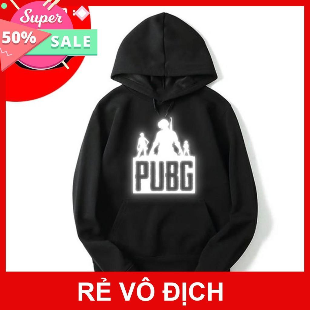 Áo khoác áo hoodie PUBG phản quang giá siêu rẻ nhất vịnh bắc bộ