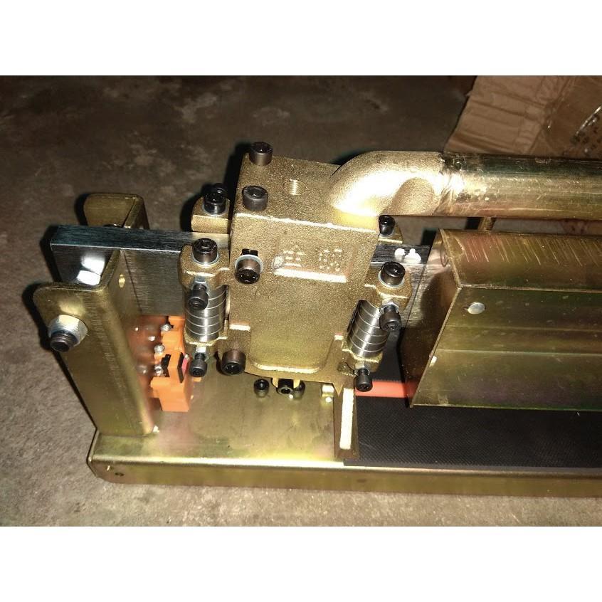 Máy cắt gạch siêu cứng bàn đẩy cắt 1,2 mét QL 55120 ,hàng trung ương Trung quốc