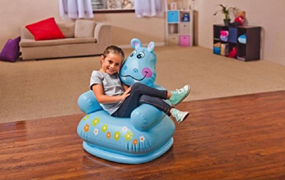 Ghế hơi hình thú cho bé INTEX 68556 (Giao hình ngẫu nhiên)
