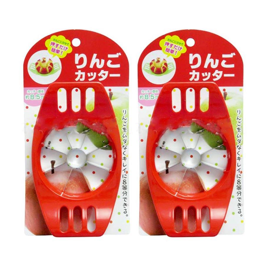 Dụng Cụ Bổ Hoa Quả Tiện Dụng Giao Màu Ngẫu Nhiên - Nội Địa Nhật Bản - 2 cái