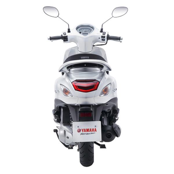 Xe Máy Yamaha Grande 2019 (Bản Đặc Biệt) - Trắng Ngọc Trai