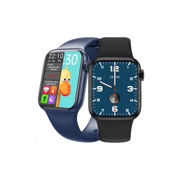 Đồng Hồ Thông Minh HW12 S6 Tiếng Việt Thay ảnh Thay dây Nghe gọi Tràn viền Núm xoay Bluetooth 5.2 40mm