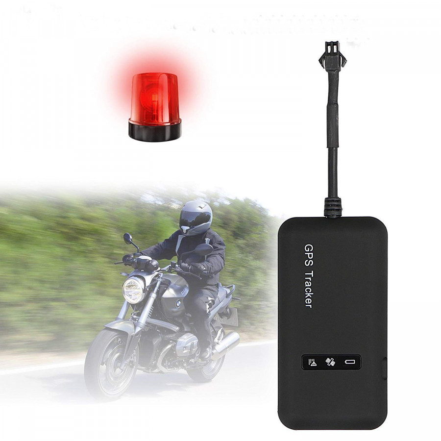 Thiết Bị Định Vị GPS, Chống Chộm Cho Ôto Xe Máy - Đen GT02