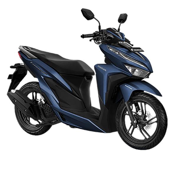 Xe Máy Honda Vario 125 - Xanh Nhám - Hàng Nhập Khẩu