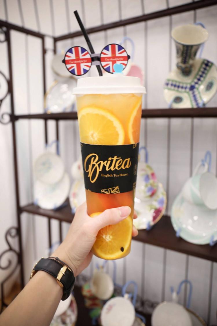 thương hiệu trà sữa Trà sữa britea