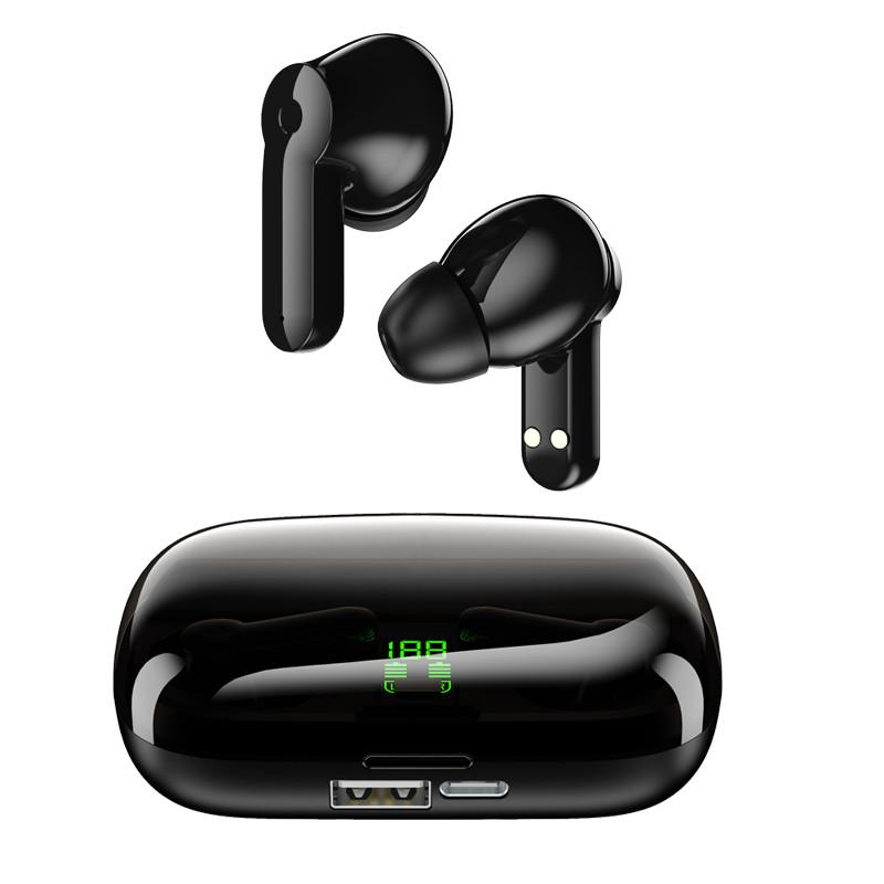 Tai nghe Bluetooth nhét tai không dây True wireless earbuds PKCB Hàng Chính Hãng