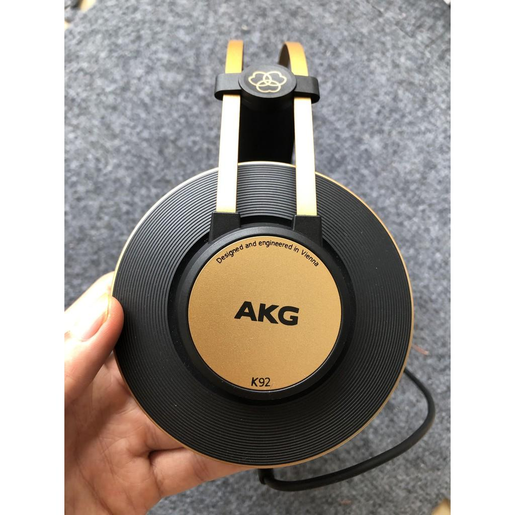 Tai nghe kiểm âm akg K92 chính hãng like new