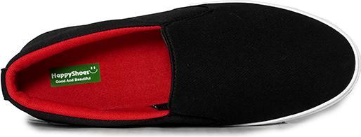 Giày lười vải nam công sở HPS03