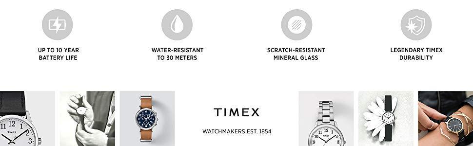 Timex Women s Metropolitan 34mm Watch 6