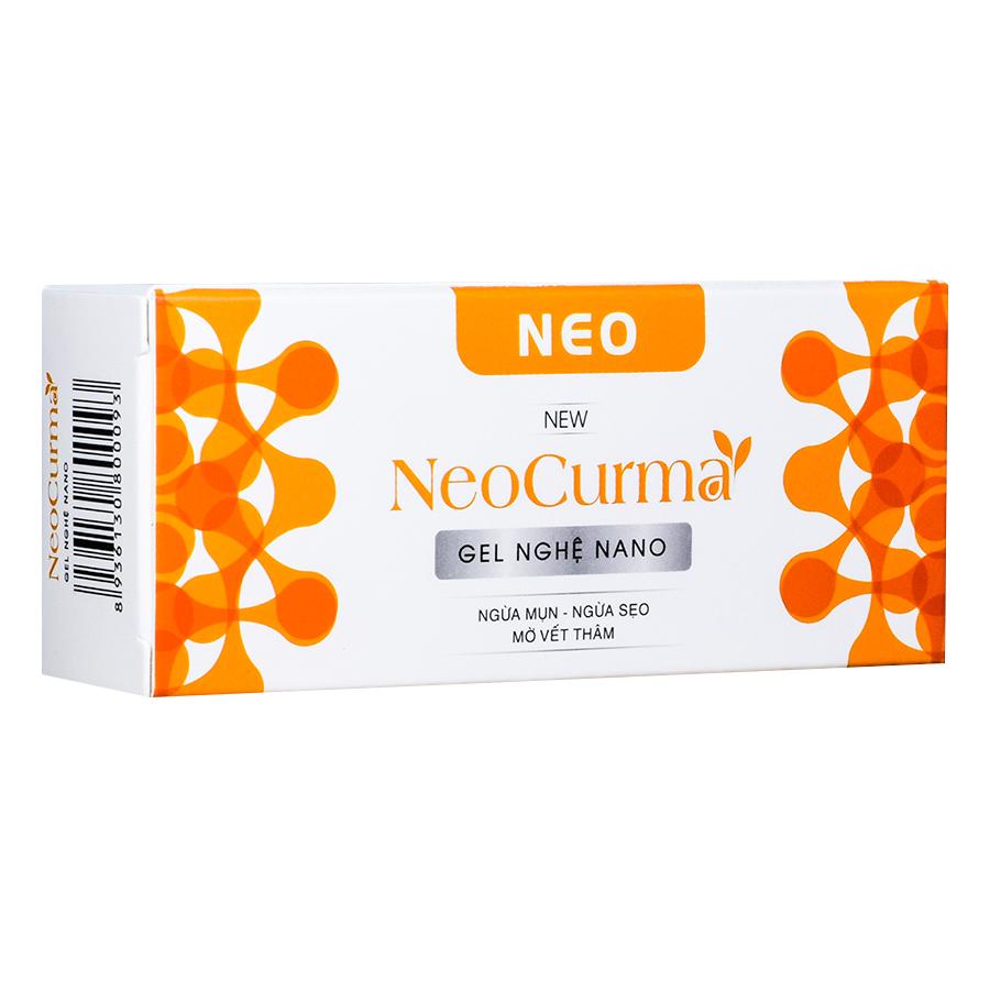 Gel hỗ trợ điều trị Mụn Thâm Neocurma (20g)