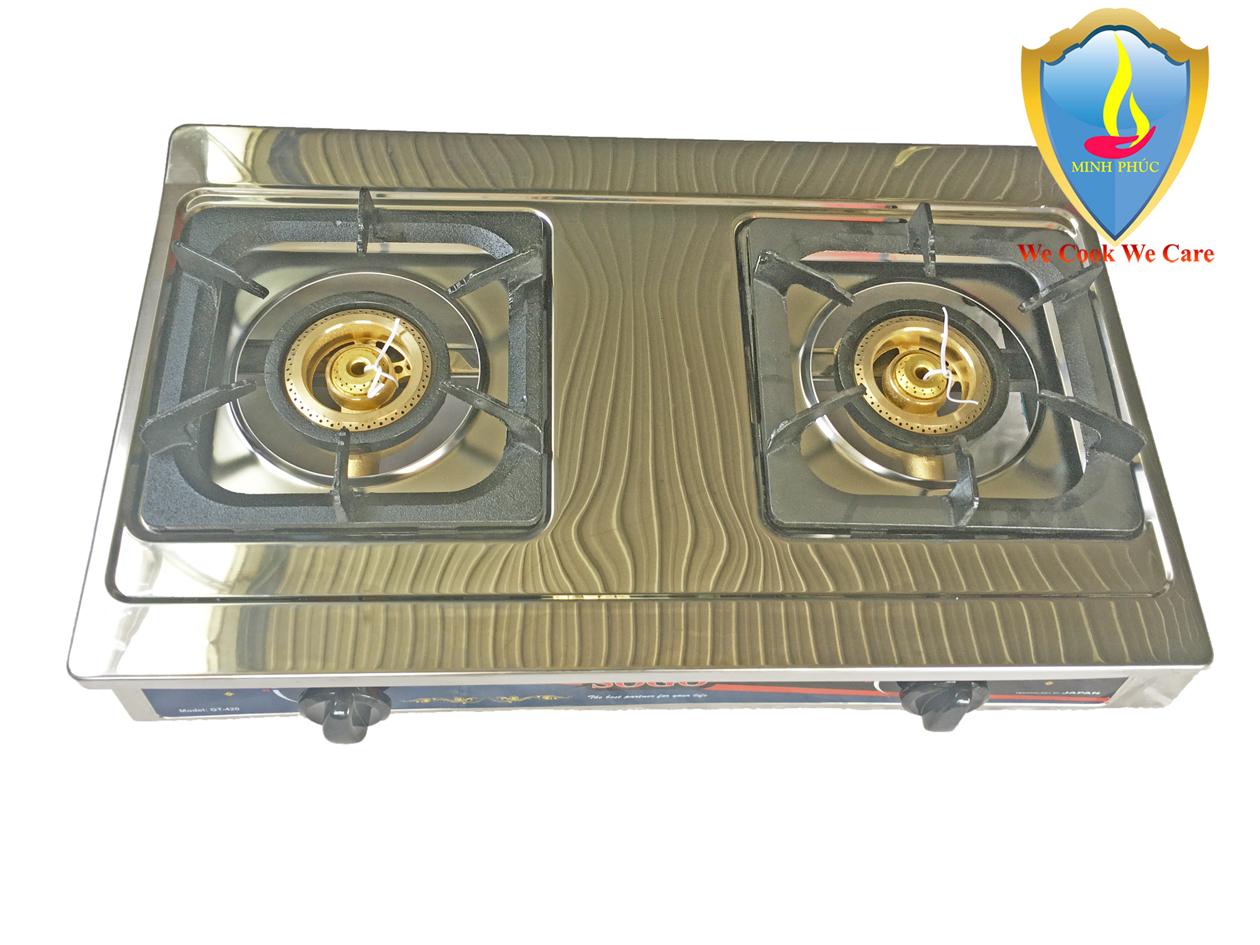 Bếp đôi khè trực tiếp SOGO GT-420 - HÀNG CHÍNH HÃNG SOGO (MP)