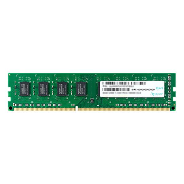 RAM PC Apacer DDR3L ECC 1600 8GB AE08GF1600BBBJ - Hàng Chính Hãng