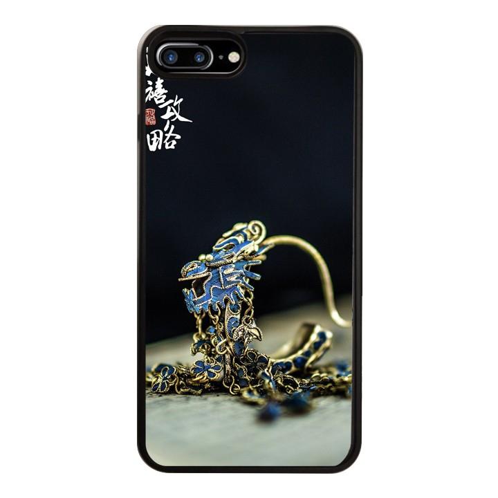 Ốp Lưng Kính Cường Lực Dành Cho Điện Thoại iPhone 7 Plus  8 Plus Diên Hy Công Lược Mẫu 7