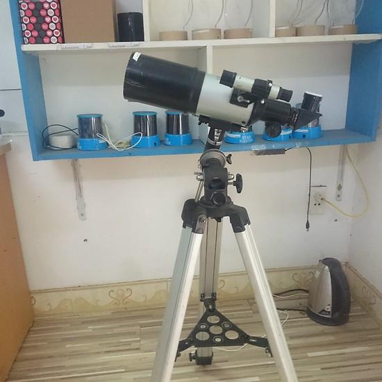 Kính thiên văn khúc xạ D80F400EQ-HÀNG CHÍNH HÃNG