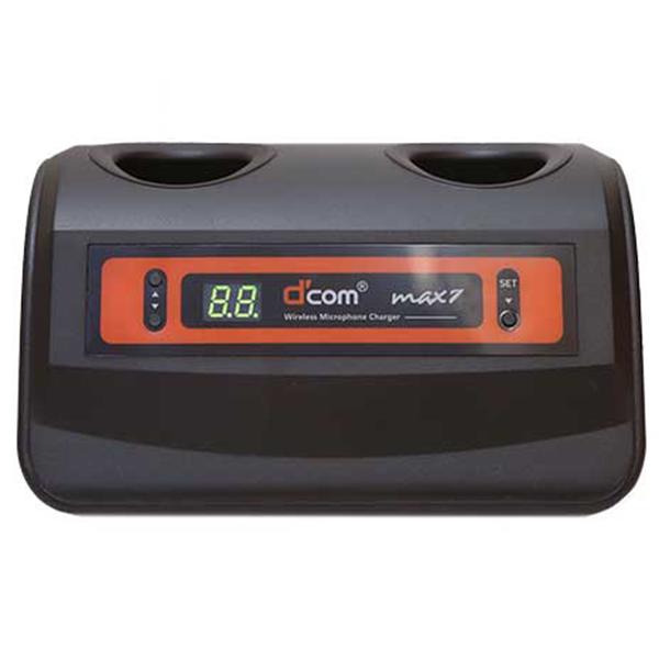 Micro không dây cao cấp D'Com MAX 7 - Hàng Chính Hãng