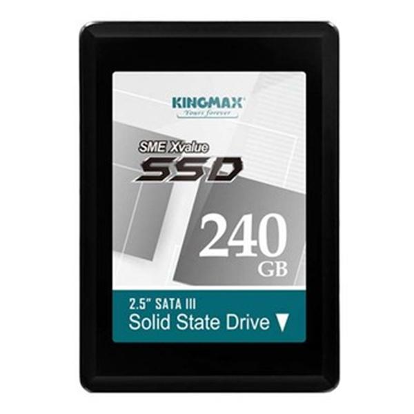 Ổ Cứng SSD Kingmax 240GB Sata III 2.5Inch SMV32 - Hàng Chính Hãng