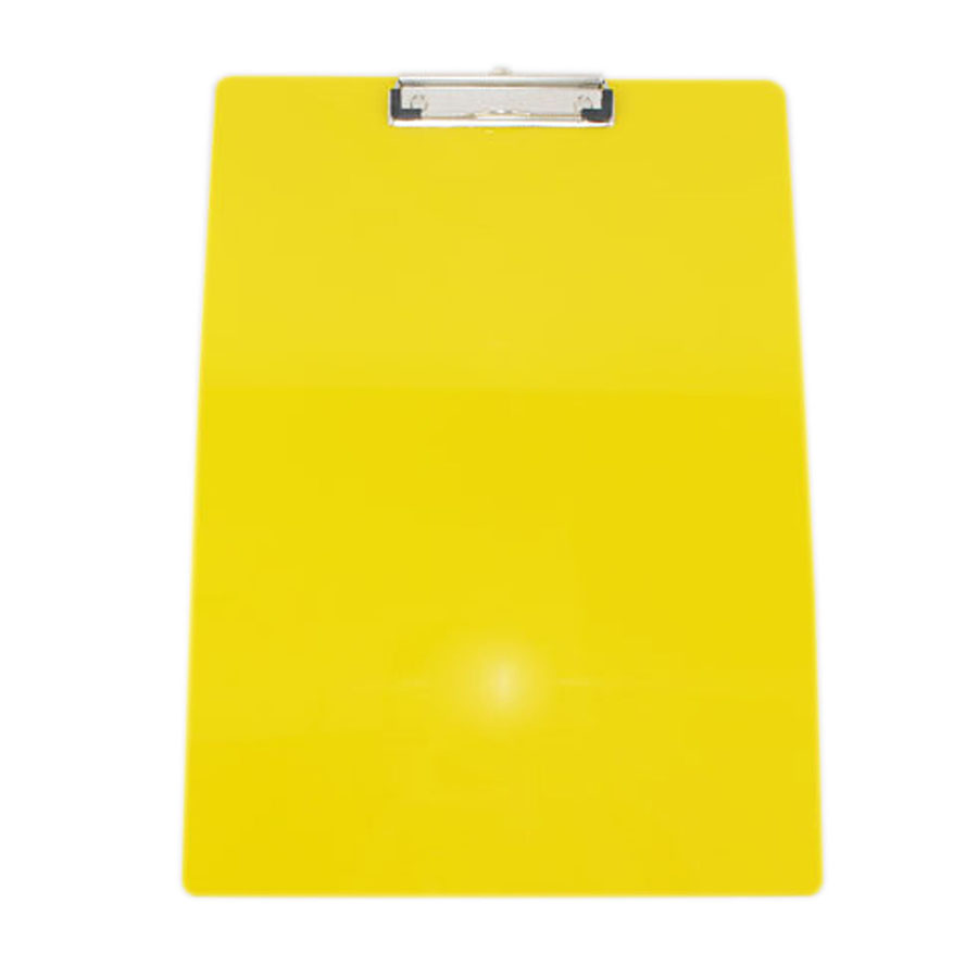 Bìa Mica trình ký A5 có kẹp giấy - G03 (KT: 15 x 21.5cm)