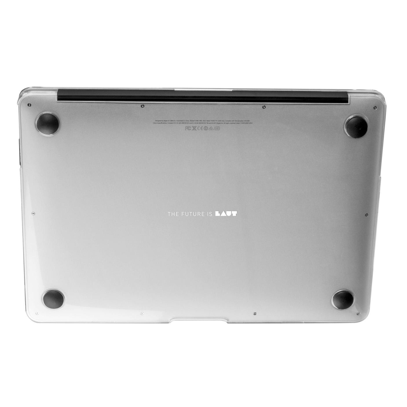 Ốp LAUT SLIM Crystal X Dành cho Macbook Pro 16-inch 2020 - Hàng chính hãng