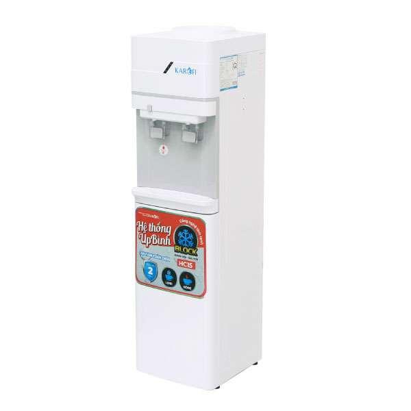 Cây nước nóng lạnh Karofi HC15 - Hàng chính hãng