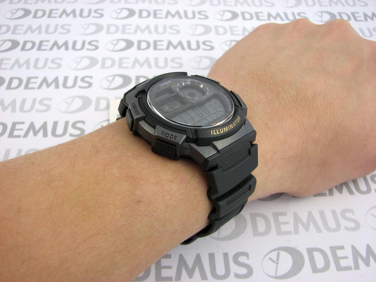 Đồng hồ nam dây nhựa Casio AE-1000W-1AVDF