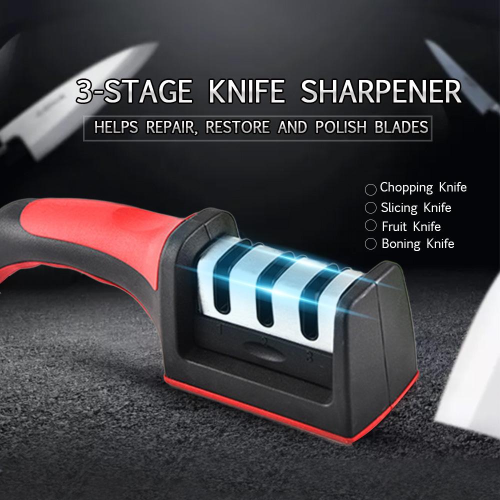 Dụng cụ mài dao, mài kéo 3 rãnh Zonfree X9081