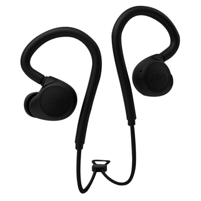 Tai Nghe Bluetooth Nhét Tai JAYS m-Six - Hàng Chính Hãng