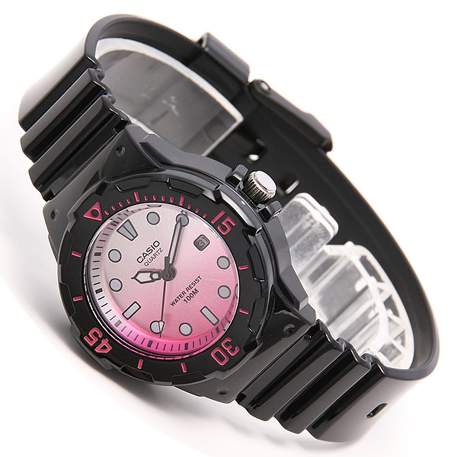Đồng hồ nữ dây nhựa Casio LRW-200H-4EVDR