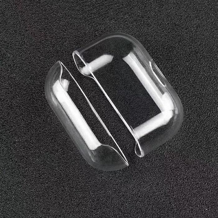 Bọc tai nghe chất liệu silicon trong suốt cao cấp chính hãng Totu dành cho tai nghe Airpod Pro