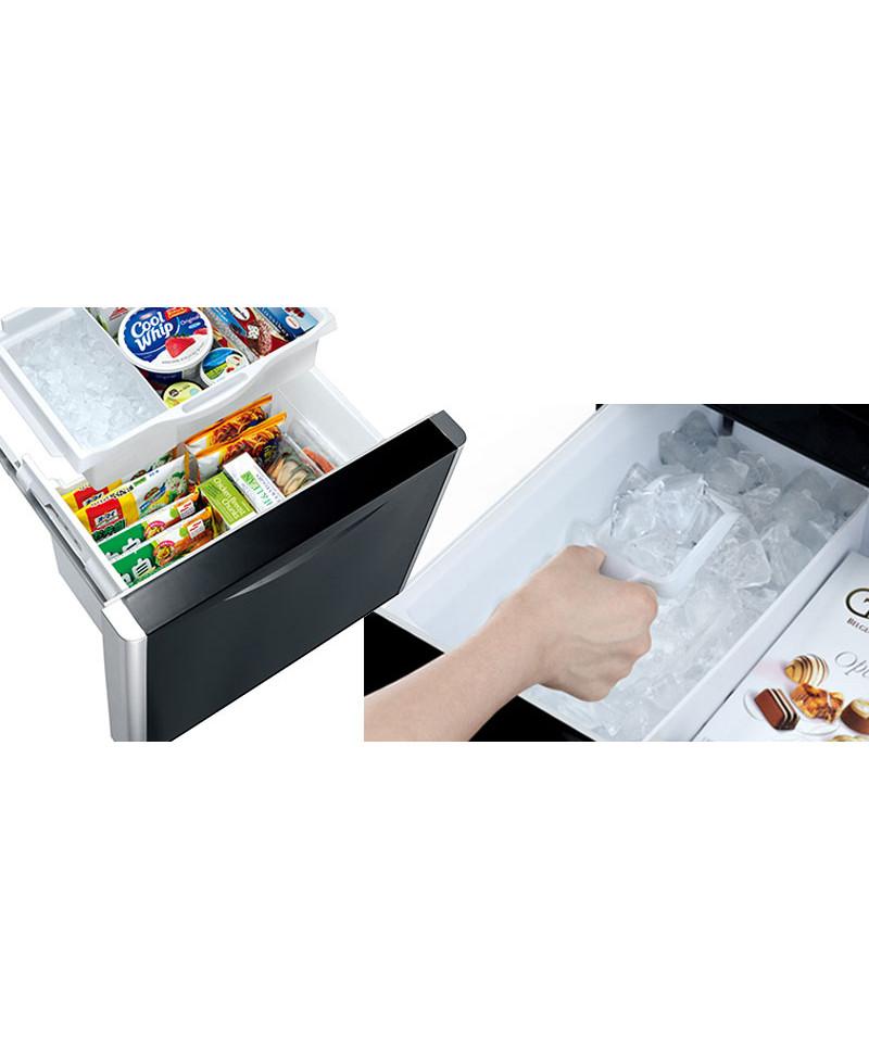 Tủ lạnh Hitachi inverter 375 lít R-SG38PGV9X(GBK) - Hàng chính hãng (chỉ giao HCM)