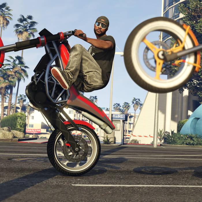 Đĩa Game Grand Theft Auto V Cho Ps4 - Hệ Us - Hàng nhập khẩu