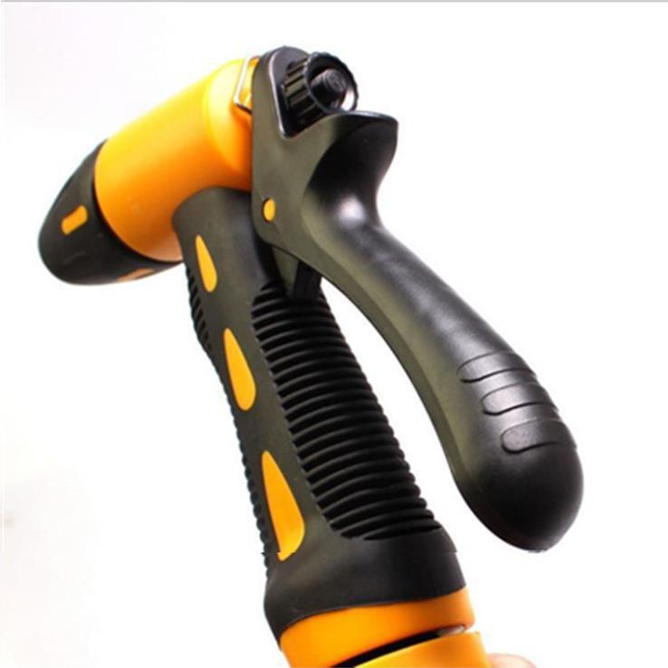 Vòi xịt nước tăng áp thông minh rửa xe, tưới cây có đầu xoay tiện lợi M319622162236224