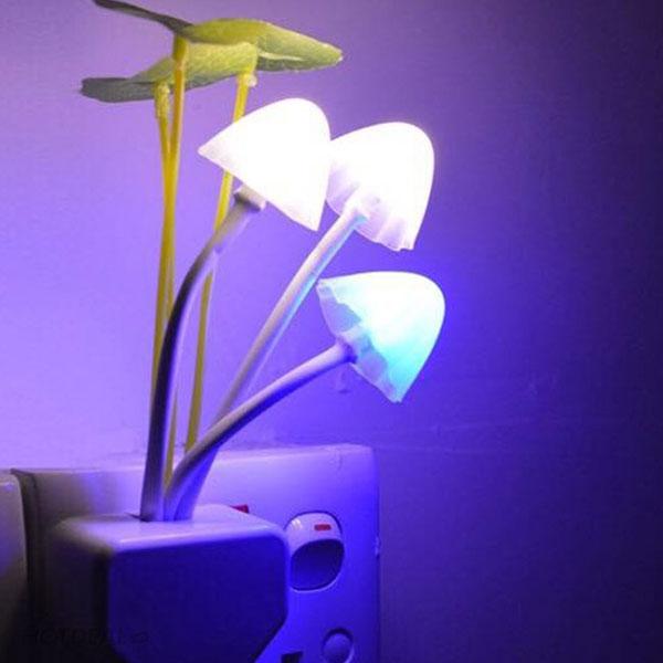 Bộ 2 Đèn Ngủ Cảm Ứng Ánh Sáng Avatar Đổi Màu Huyền Ảo