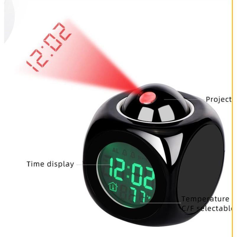 BÁO THỨC 3D SMART CLOCK