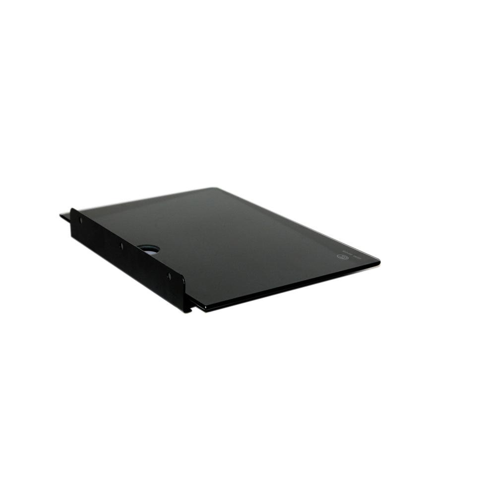 Giá để đầu đĩa DVD, Tivi box, camera, Notebook treo tường kính cường lực siêu đẹp, Hàng Nhập Khẩu
