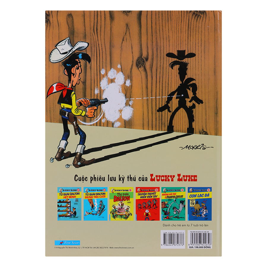 Cuộc Phiêu Lưu Kỳ Thú Của Lucky Luke (Tập 9)