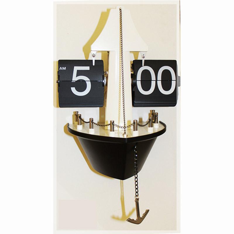 Đồng hồ hình con tàu