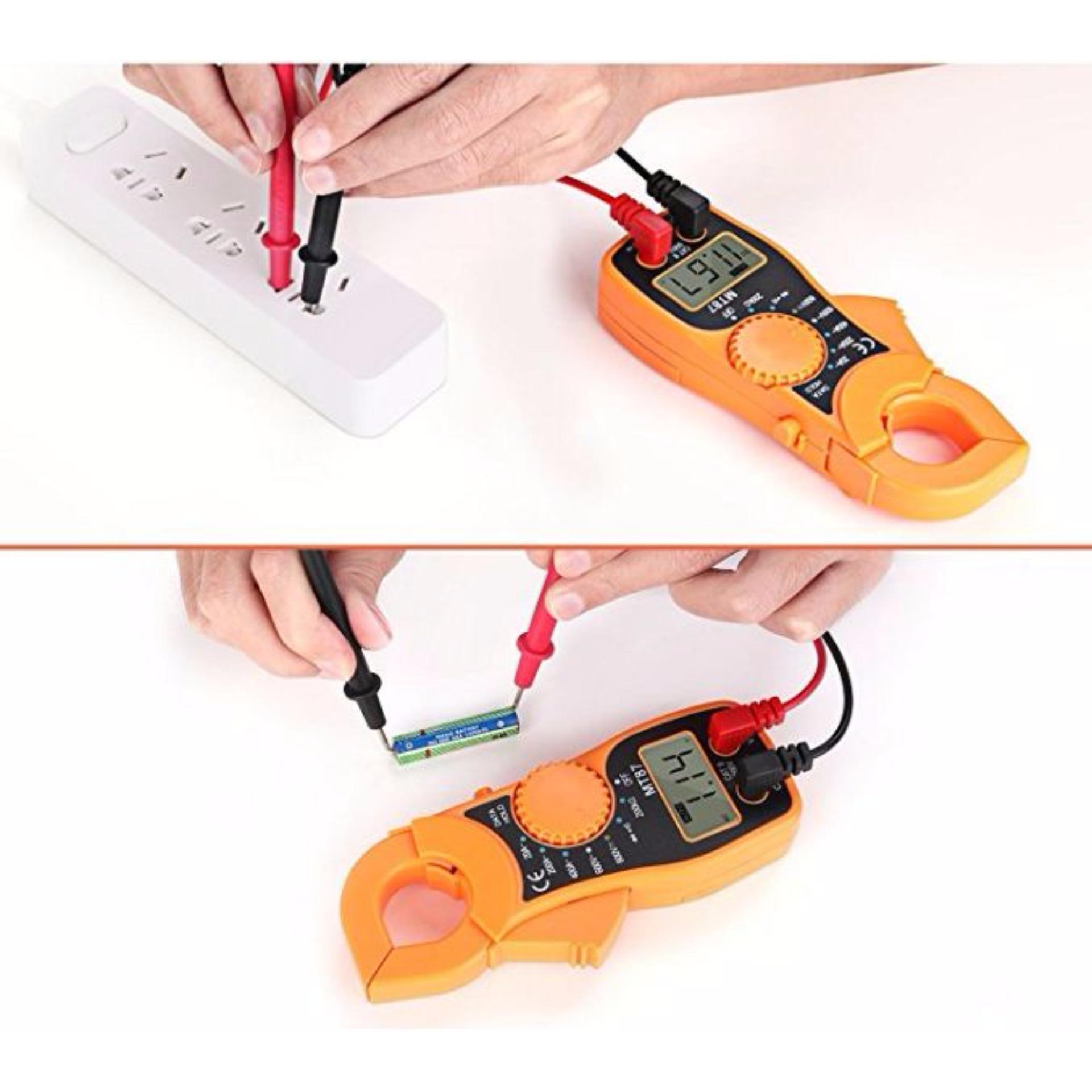Đông hồ đo đa năng hay Đồng hồ ampe kim tặng kèm pin