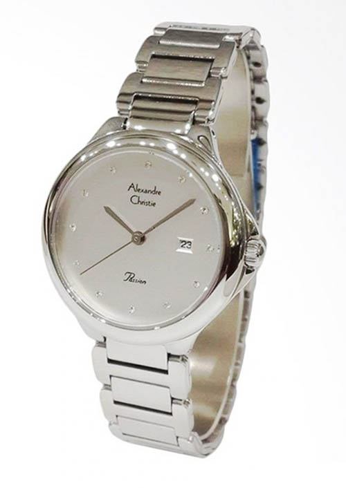 Đồng hồ đeo tay hiệu Alexandre Christie 8515MDBSSSL