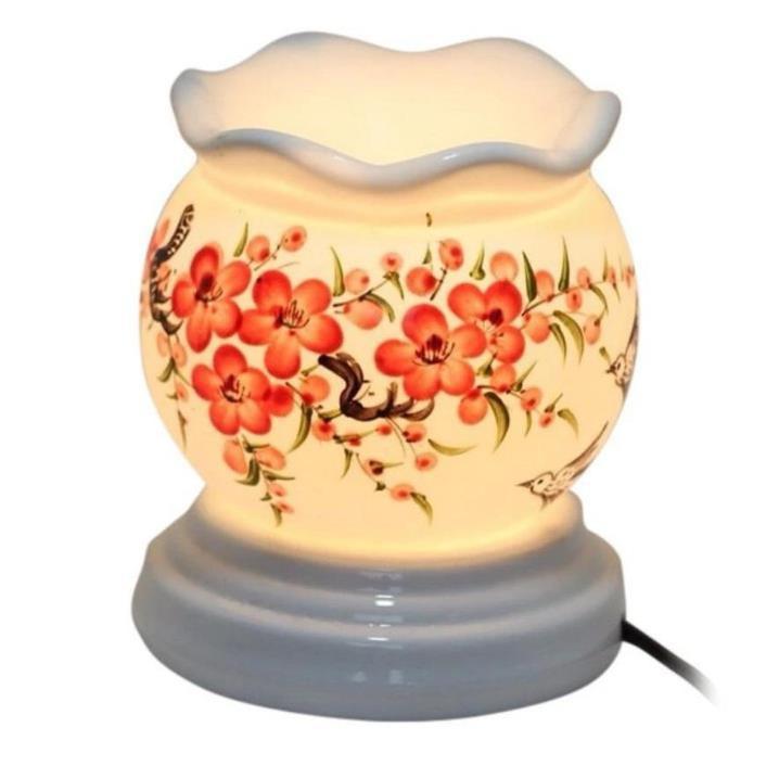 Đèn xông tinh dầu loại to - thơm nhà, đuổi muỗi