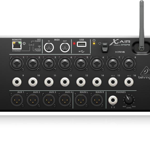 Bộ trộn âm thanh 16 kênh BEHRINGER, model: XR16 - Hàng nhập khẩu