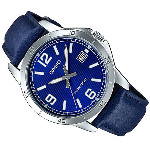 Đồng hồ Casio Anh Khuê MTP-V004L-2BUDF