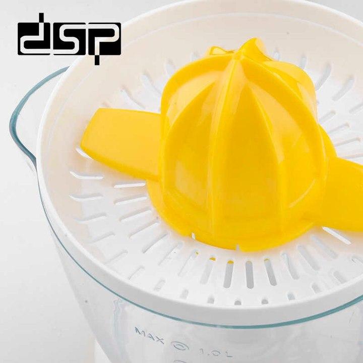 Máy vắt cam gia đình DSP công suất 40W, Dung tích bình 1 lít - Hàng Chính Hãng