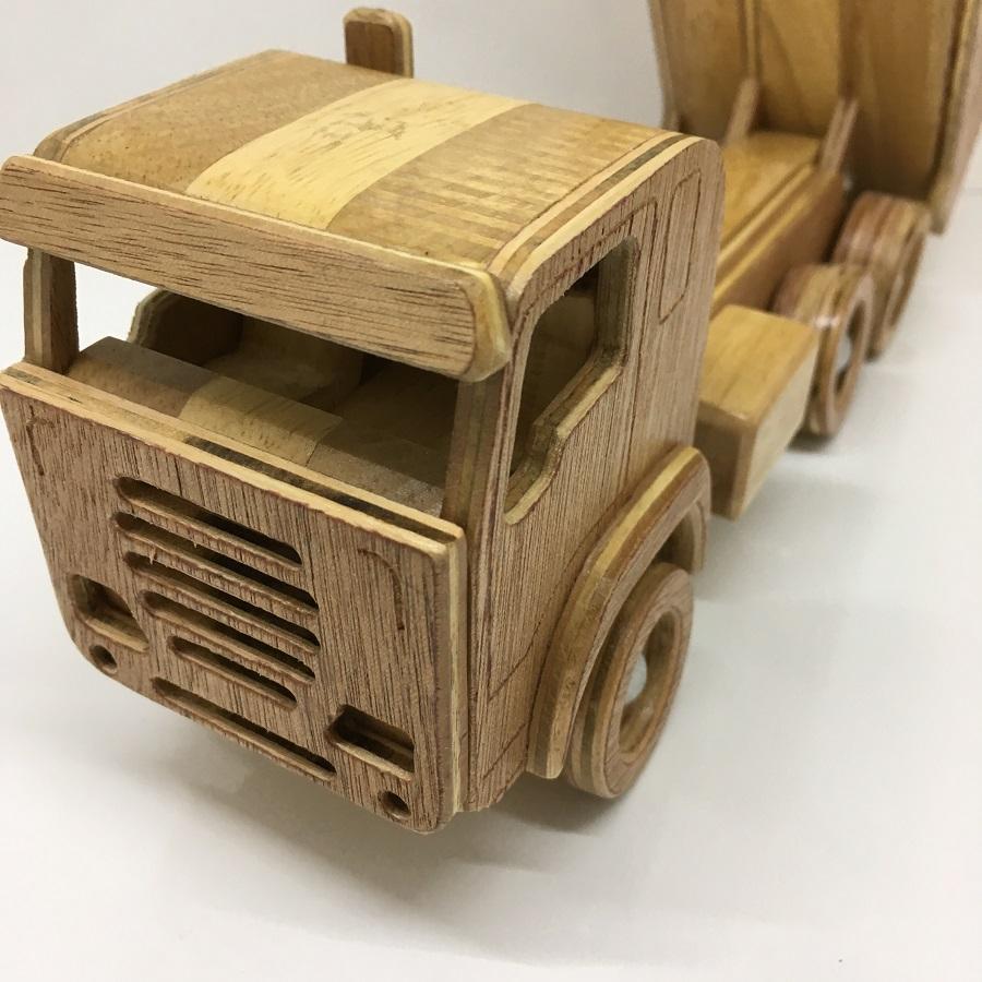 Xe oto gỗ Ben nhỏ