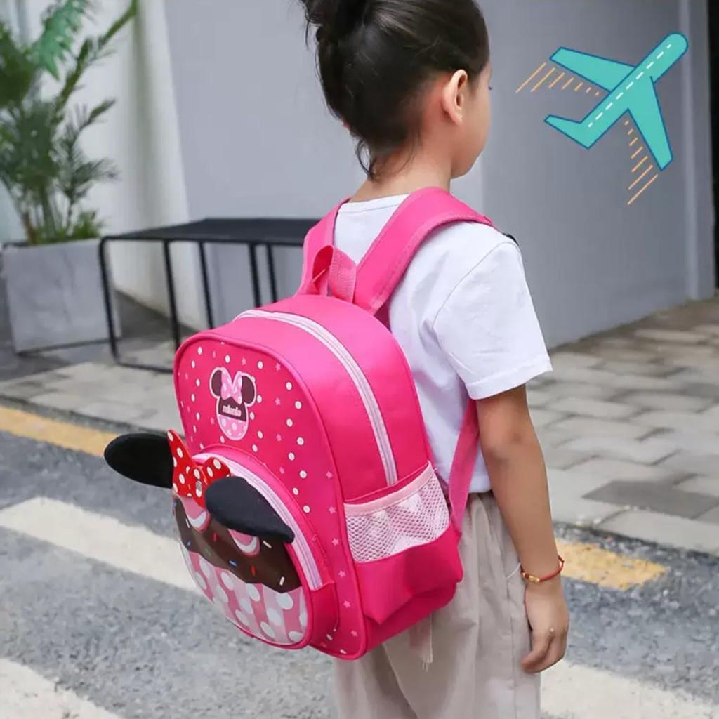 Balo đi học cho bé CẶP BALO HỌA TIẾT NỔI MN04 CHO BÉ NAM NỮ - Mẫu cặp học sinh cho bé cấp 1 và mầm non