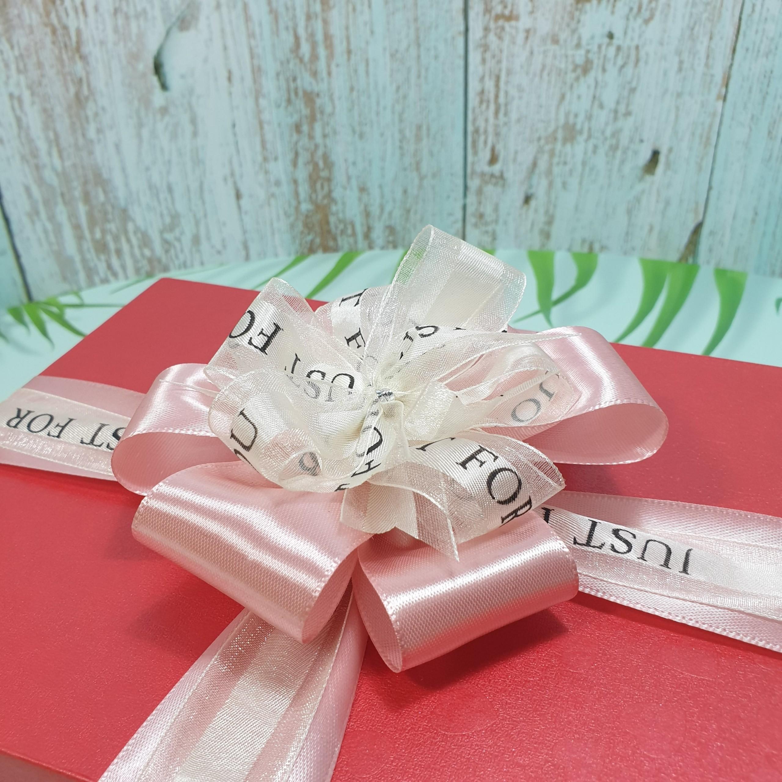 [Tặng thiệp + Giấy rơm] Hộp quà sinh nhật 23x17x7cm - HQ25